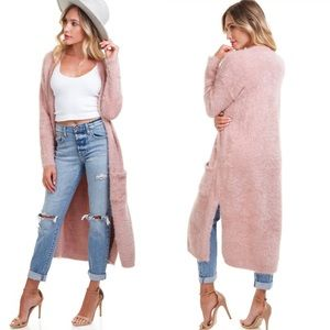 BB Dakota Love Fool Long Cardigan